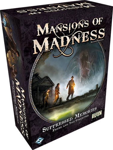 Mansions of Madness 2nd Edition - Suppressed Memories Expansion-1