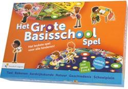 Het Grote Basisschoolspel (groep 3 t/m 8)
