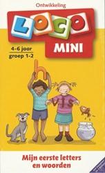 Mini Loco - Mijn Eerste Letters en Woorden Pakket