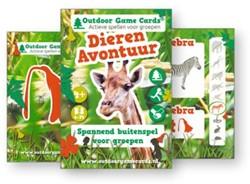 Dieren Avontuur - Outdoor Game Cards