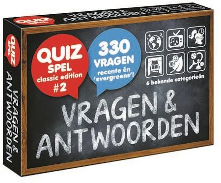 Trivia Vragen & Antwoorden - Classic Edition #2