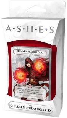 Ashes - The Children Of Blackcloud Expansion