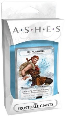 Ashes - The Frostdale Giants Expansion