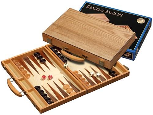 Backgammon Koffer - Kreta Medium