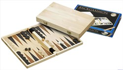 Backgammon Cassette - Paros Medium