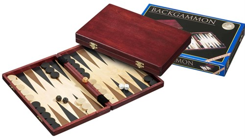 Backgammon Cassette - Naxos Klein