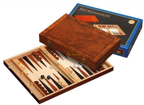 Backgammon Cassette - Astypalia Medium