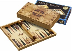 Backgammon Cassette - Los Medium