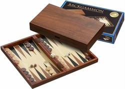 Backgammon Cassette - Andros Medium