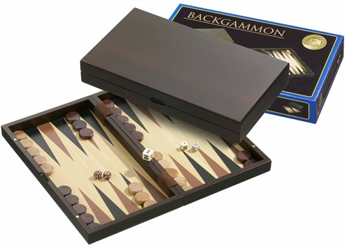 Backgammon Cassette - Melos Medium