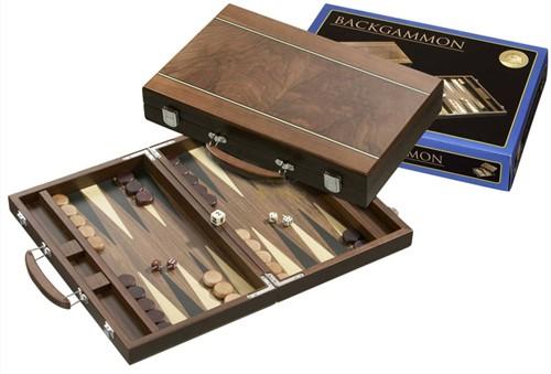 Backgammon Koffer - Zante Medium