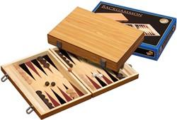 Backgammon Cassette - Skiathos Medium