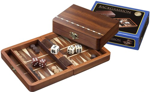 Backgammon Cassette - Egina Mini