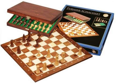 Toernooi schaak set