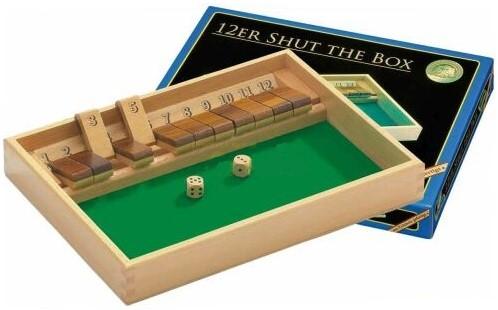 Shut The Box 12