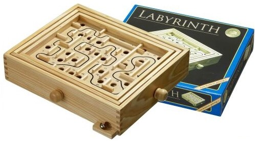 Labyrinth groot