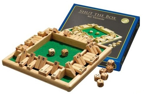 Shut The Box 10