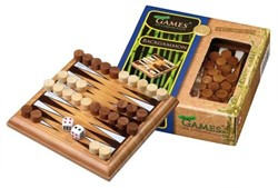 Backgammon (Bamboe)