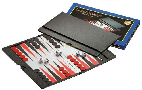 Reisspel Backgammon