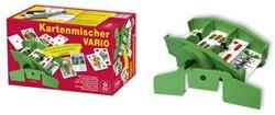 Kaartschudmachine Vario (Kunststof)
