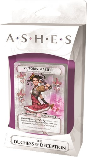 Ashes - The Duchess of Deception Expansion