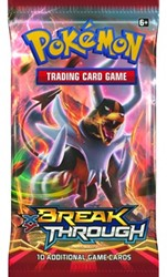 Pokemon TCG XY8 Break Through Boosterpack