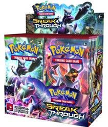 Pokemon TCG XY8 Break Through Boosterbox