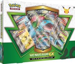 Pokemon 20th Anniversary Red & Blue Collection - Venusaur-EX
