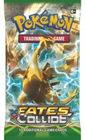 Pokemon TCG XY10 Fates Collide Boosterpack-1