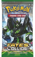 Pokemon TCG XY10 Fates Collide Boosterpack-2