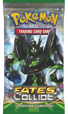 Pokemon TCG XY10 Fates Collide Boosterpack