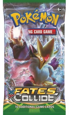 Pokemon TCG XY10 Fates Collide Boosterpack-3