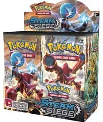 Pokemon TCG XY11 Steam Siege Boosterbox