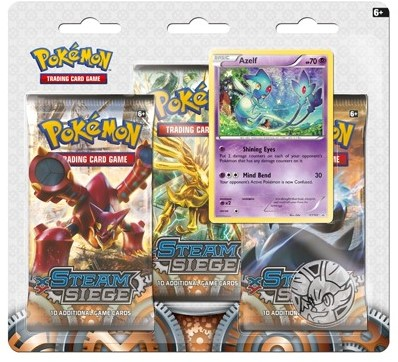 Pokemon TCG XY11 Steam Siege Boosterblister-2