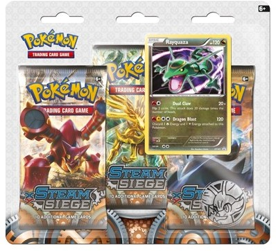 Pokemon TCG XY11 Steam Siege Boosterblister