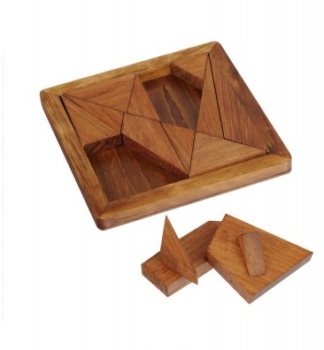 Great Minds - Archimedes Tangram Puzzle-2