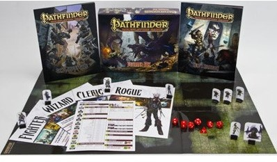 Pathfinder RPG - Beginner Box