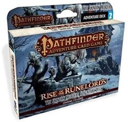 Pathfinder The Skinsaw Murders Adventure Deck