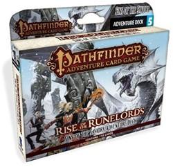 Pathfinder Sins of the Saviors Adventure Deck