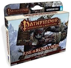 Pathfinder Spires of Xin-Shalast Adventure Deck