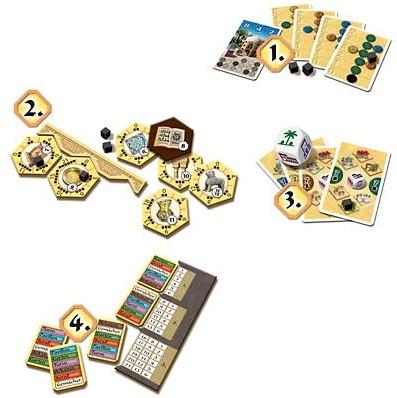 Alhambra Uitbreiding 5 - Macht van de Sultan-2