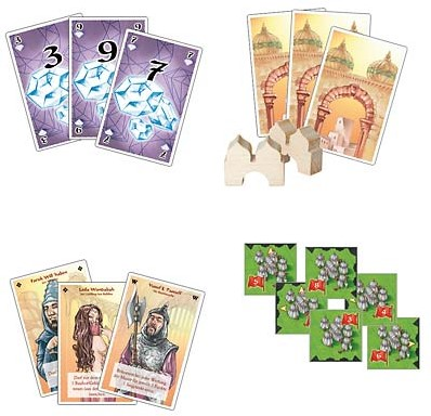 Alhambra Uitbreiding 2 - De Poorten van de Stad-2