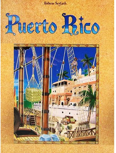 Puerto Rico (Engels)