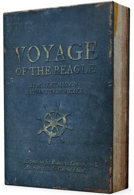 Robinson Crusoe Voyage of the Beagle Expansion-1