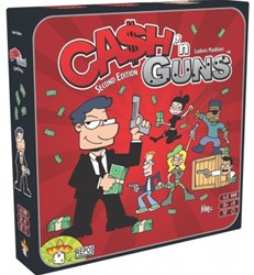 Cash 'n Guns - Second Edition (NL)