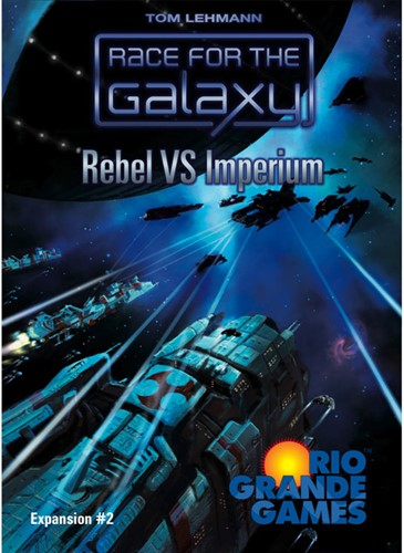 Race for the Galaxy - Rebel vs Imperium-1