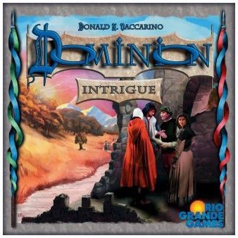 Dominion Intrigue (Engels)