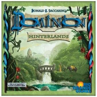 Dominion - Hinterlands Uitbreiding (Engels)