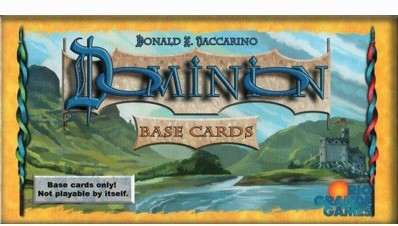 Dominion - Base Cards Uitbreiding