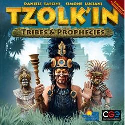 Tzolk'in - Tribes & Prophecies Uitbreiding (Beschadigd)